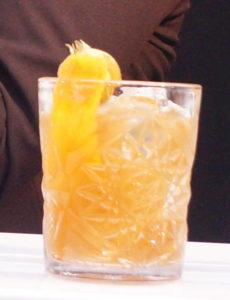 Il cocktail di Micaela Contini, 2° classificato.