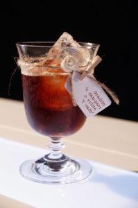 Il cocktail vinvitore di Ilaria Bello.