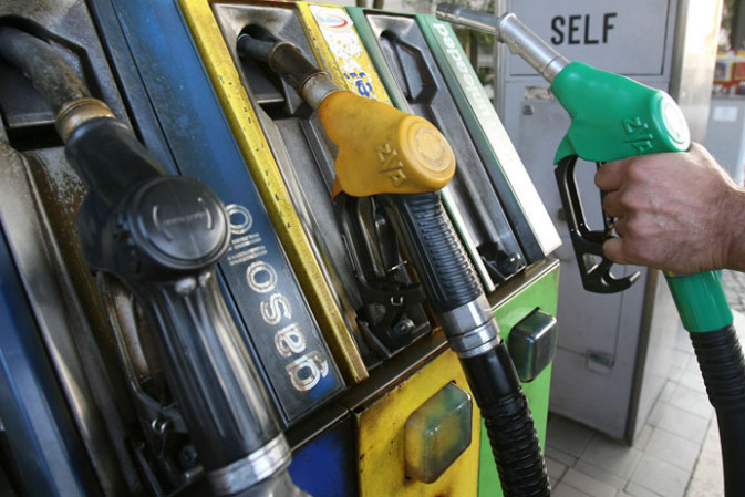 Aria: aggiornamenti su combustibili e vapori
