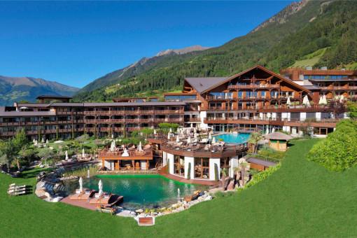 Provex_Hotel 5 stelle Andreus a San Martino in Passiria