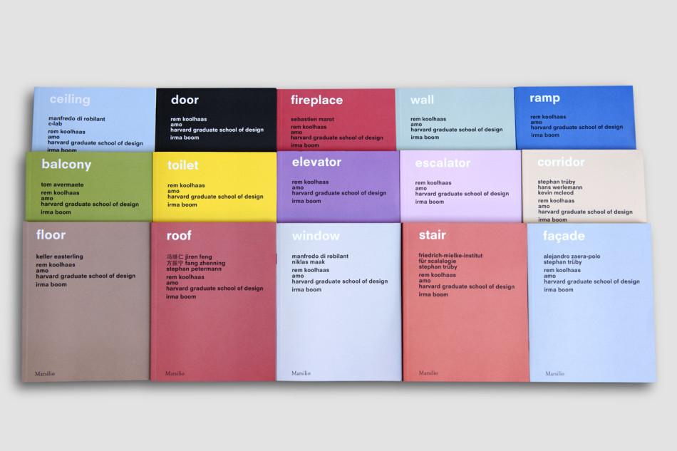 Elements, Il catalogo della 14° Biennale di Architettura