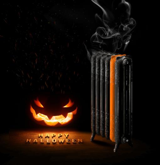 Scirocco_Tiffany Extradark per Halloween