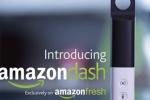 Amazon Dash ordina da casa il prodotto mancante