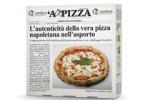 Pizza d'asporto: qualità doc per contenuto e contenitore