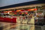 Chiude l'ipermercato Auchan nel centro commerciale Bariblu. A breve una nuova insegna?