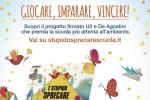 U2 Supermercato e De Agostini per un consumo consapevole