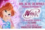 Carrefour con Winx per il concorso Vinci Rainbow Magicland