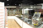 Via al nuovo Sogegross Cah & Carry con cucina professionale