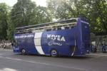 Partito il Sightseeing Blue Bus di Nivea per Expo 2015