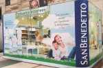 San Benedetto: via a due temporary store a Milano e Napoli