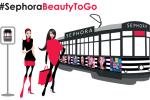Partito il tram di Sephora BeautyToGo per le vie di Milano