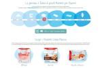 Conad aumenta la brand awareness della linea Piacersi