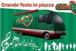 Crai parte per il Village Tour 2015 nelle piazze italiane