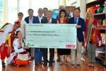 Da Simply Etruria 25mila euro all'ospedale pediatrico di Firenze