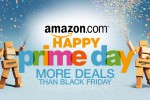 Con il Prime Day Amazon batte il record da Black Friday