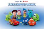 Carrefour con Disney per una nuova collezione in store