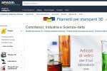 Amazon cresce nel b2b: aperto lo store Commercio, Industria e Scienza