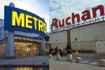 Auchan e Metro estendono la partnership acquisti in Francia