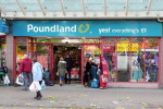 Poundland debutta nel mercato e-commerce