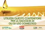Unicoop Tirreno estende la raccolta dell' olio esausto