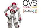 OVS e Scuola++ lanciano laboratori di robotica per bambini