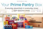 Amazon spinge sul grocery in UK: arriva il servizio Pantry