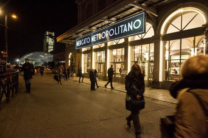 Mercato Metropolitano Torino