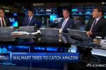 La sfida Amazon-Walmart si gioca sull'ecommerce