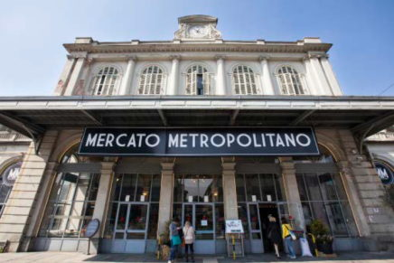 Mercato Metropolitano debutta a Londra