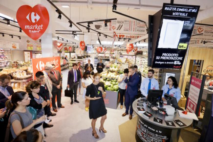 Video Tour: il format Carrefour Urbano