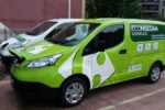 Carrefour e Nissan: la consegna della spesa a domicilio è 100% elettrica