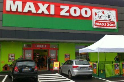 Maxi Zoo apre il primo store nel torinese