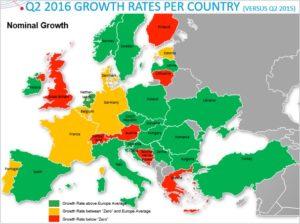 Nielsen tassi crescita