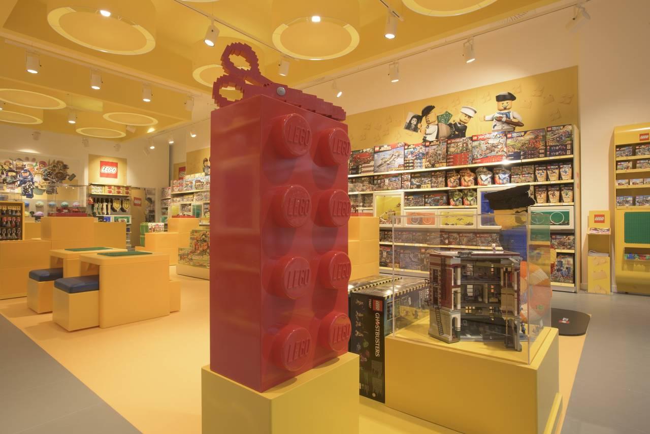 Lego certified anche a marcianise in campania gdoweek for Centro convenienza arredi marcianise marcianise ce