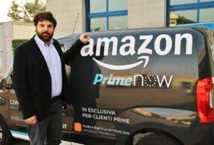 Marco Ferrara City Manager Prime Now Amazon