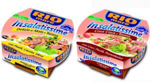 Le due referenze di Insalatissime presenti nelle vending machine