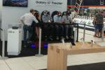 Unieuro fa provare l'immersività di Samsung Gear Vr
