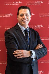 Angelo Scafuto, direttore ristorazione commerciale Cast