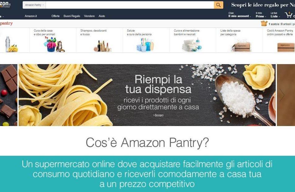 Amazon regala 10 Euro di sconto ai propri clienti