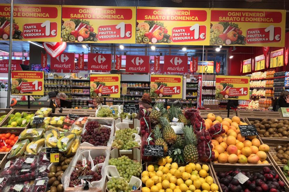 L'attrazione secondo Carrefour