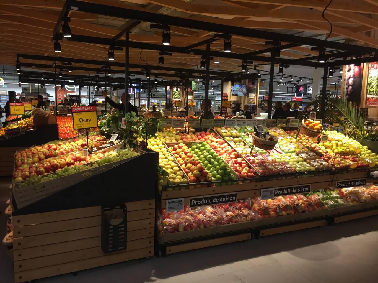 Carrefour Cefla Francia