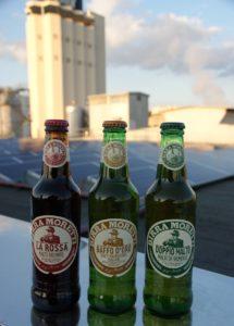 Birra Moretti Le Speciali_fatte con il sole_sui tetti di  Massafra