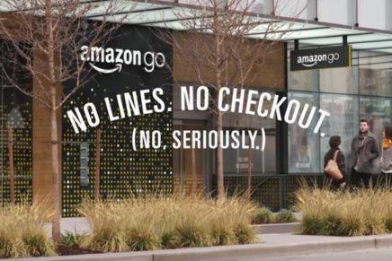 Amazon apre Amazon Go: il negozio alimentare senza casse