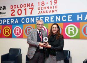 Mario Gasbarrino Presidente e Amministratore Delegato Unes e Monica Grosso Professore Emlyon Business School