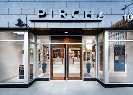 pirch entrance