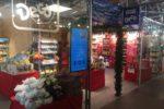 Al temporary store Decò di Napoli si fa la spesa virtuale
