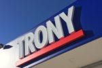 Futuro incerto per otto negozi Trony a Roma