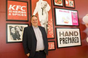 Mark Hilton_CEO di KFC Romania e US Food Network Franchise Business Consultant