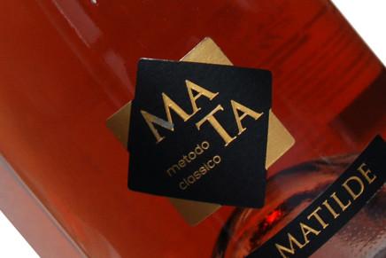 Mata, VSQ metodo classico brut, Villa Matilde – Cellole (Ce)