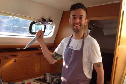 Roberto Stefani vince il Premio Cameo alla Garda Cooking Cup